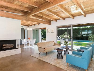 Photo for Luxurious Mid Century Modern Palm Springs Get Away Close to Downtown