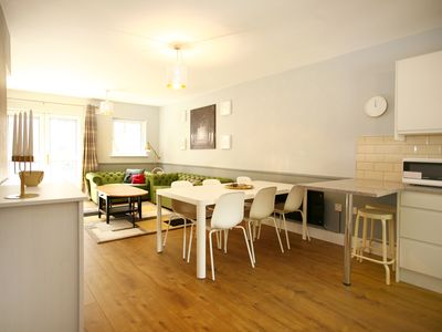 Photo for 3 Bdr 2 bth Spacious House + Wifi + TV + Free Parking @ Guinness