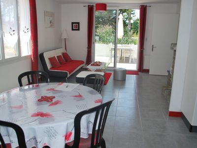 Photo for VERY NICE HOUSE 70m² 6 people (2 guestroom) 150 m from the sea (fishing, pla