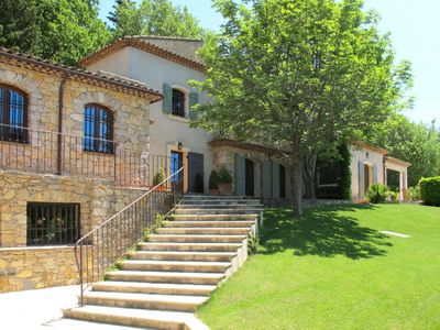 Photo for Vacation home Le Pigeonnier des Quinsonnets (ROB160) in Rocbaron - 8 persons, 4 bedrooms