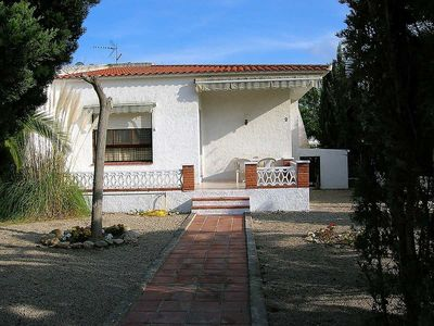 Photo for CASA VIRGINIA,Ideal house for your holidays near the sea, free wifi, air conditioning, pets allowed, dog's beach.