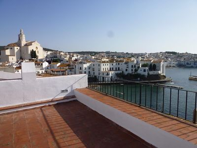 Photo for MARQUINA - Apartment with fantastic sea views
