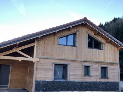 Photo for CHALET FROM 2019 TO 500 M FROM THE CITY CENTER