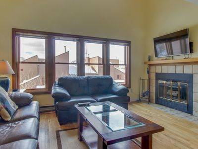 Photo for Cozy condo w/ pool, hot tub, & Fort Lewis College next door!