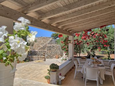 Photo for Antico Trullo lovely house
