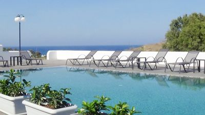 Photo for Villa Alethia Santorini 6br upto 14guests Private Pool