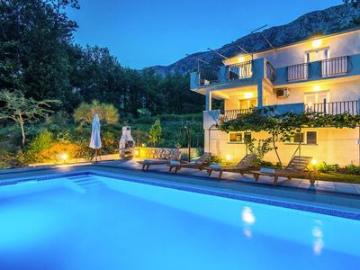 Photo for holiday home, Omis-Gata  in Mitteldalmatien - 9 persons, 4 bedrooms