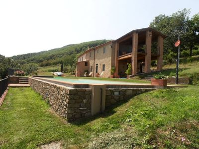 Photo for 1BR Country House / Chateau Vacation Rental in Serravalle Pistoiese