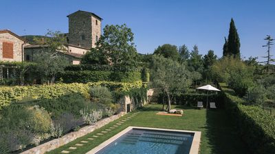 Photo for Torre di Sopra, Watchtower with Pool near Florence