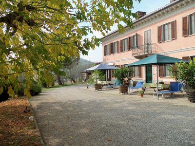 Photo for NICE HOUSE IN THE COUNTRYSIDE IN THE HEART OF THE MONFERRATO IN QUIET AREA