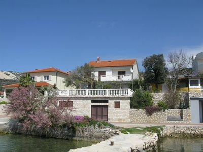 Photo for 2BR Apartment Vacation Rental in Barbat, Kvarner Bucht