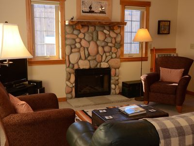 Photo for Quail Walk Condo! Close to Winthrop, Ski Trail, Ice Rink and More!