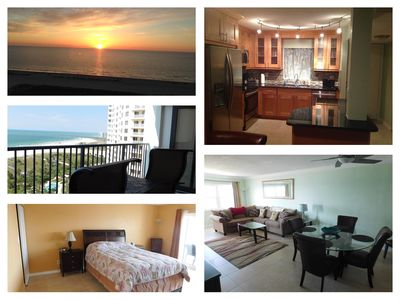 19th Floor - Sand Key Gulf Front, 100% Remodeled 2 BR, 2 BA Condo On The Beach