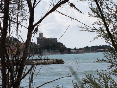 Photo for La Volta - Apartment in the heart of Lerici, typical of all Liguria