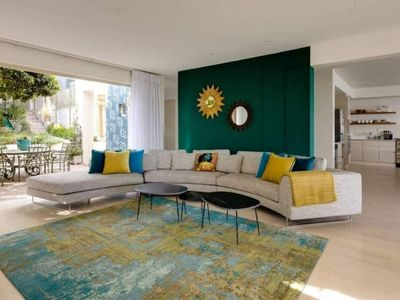 Photo for Exclusive boutique villa with contemporary style on the beachside