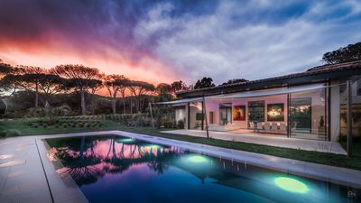Photo for Ideally located, close to the beach of Pampelonne and close to St Tropez
