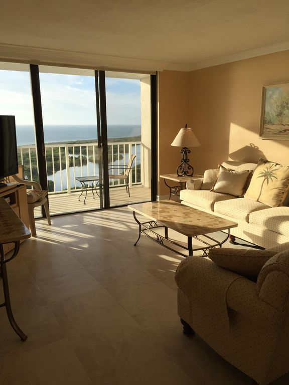 Newly remodeled 18th floor view of the homeaway marco for 100 floors 18th floor