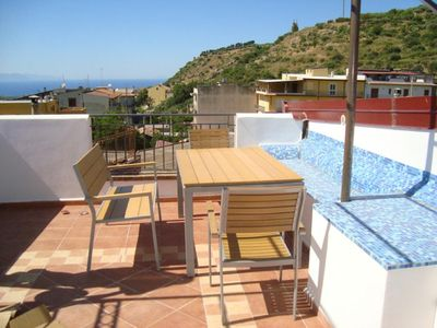Photo for Mare Monte holiday home with large sunny roof terrace for up to 8 people