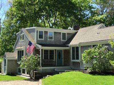 Photo for 5 bedroom Eastham home + guest house, ideal for family vacations and reunions