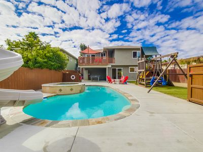 Photo for Blocks From The Beach! Newly Remodeled Home In A Quiet Neighborhood!