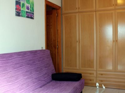Photo for Apartment in the center of Benidorm with Lift, Parking, Internet, Washing machine (560859)