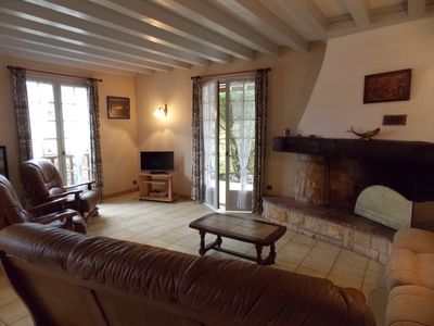 Photo for C 1471 House 3 bedrooms with garden near Hossegor