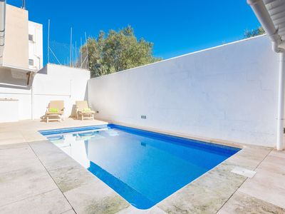Photo for SESTANYOLET - Villa with private pool in S'Estanyol (Llucmajor).