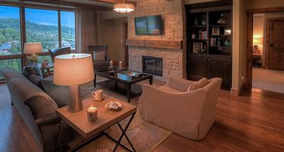 Photo for Edgemont 2406: 2 BR / 2 BA condo in Steamboat Springs, Sleeps 4