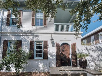 Photo for ** Beautiful Home in Rosemary Beach - Pet Friendly - Optional Carriage House **