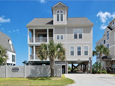 Photo for Island Oasis, 7 Bedroom, 6.5 Bath, Sleeps 18, Oceanfront, Private Pool!!!!!