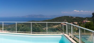 Photo for VILLA NEW HEATED SWIMMING POOL EXCEPTIONAL PANORAMA 6 PERSONS