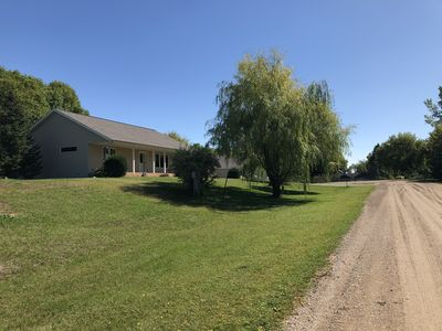 House with Private Lake Access, Fishing, Golf, Water Sports,