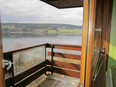 Photo for Comfortable apartment with stunning views of the St Point lake
