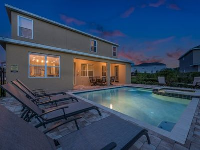 Photo for How to Rent Your Own Private Luxury Holiday Villa with Private Pool on  Encore Resort at Reunion, Orlando Villa 1661