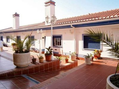 Photo for 2 bedroom apartment in the town center for beach holidays, countryside and naturist beach.