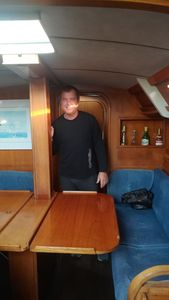 Photo for 4 double bedrooms on sailboat with engine annex without fridge permit and 2 burners