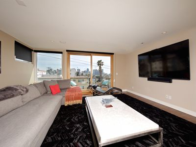 Photo for Central, spacious luxury home with a view