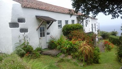 Photo for Country Cottage - Cedros, typical Azorien Big House with garden and seaview