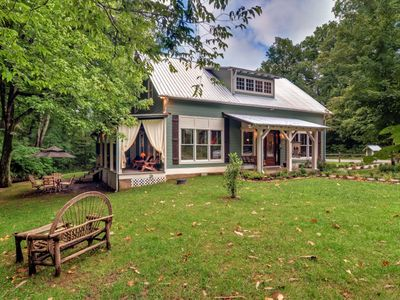 Photo for Historic Creekside Cottage  1859  Leiper Fork and Franklin TN! No other like it!