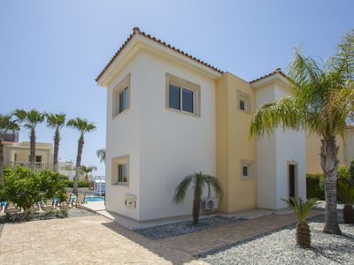 Photo for 3 Bedroom Villa In A Quiet Location And Near Ayia Thekla Beach And Nissi Beach