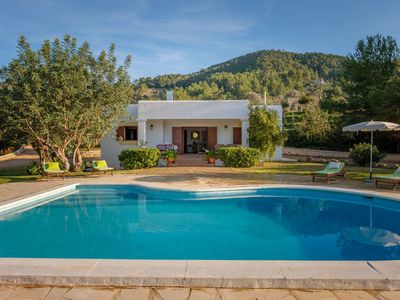 Photo for Villa with Fantastic Sea View, Pool, Terrace, Wi-Fi, Pets Allowed