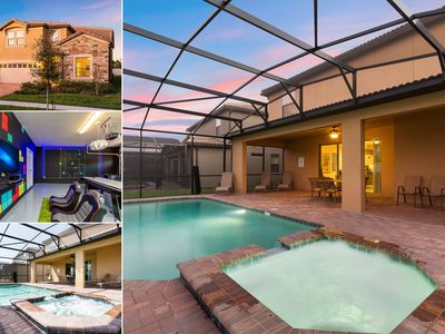 Photo for Westside Paradise | Less than 10 miles to Disney with Kids Rooms and Modern Decor