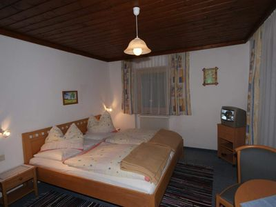 Photo for Double room with shower, WC - Priesterhöfl