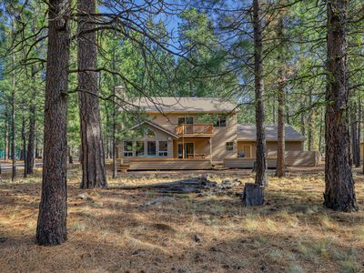 Photo for NEW LISTING! Beautiful & spacious home w/ a private hot tub in a great location