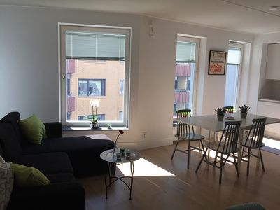 Photo for Nice apartment near the Avenue and Heden 2 rooms, kitchen and bathroom space for 1-4 persons