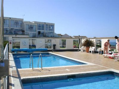 Photo for Apartment Penine in Newquay - 4 persons, 2 bedrooms