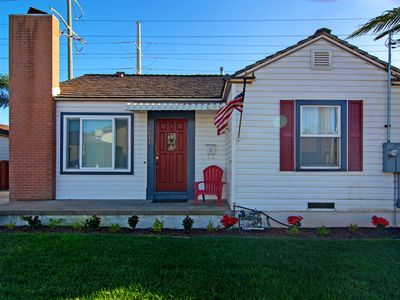 Quaint cottage near USD / Old Town / Trolley / Sea World & Ballast Point Brewery