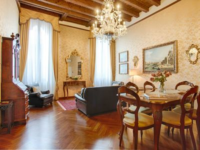 Photo for Historic 14th century Luxury Apartment