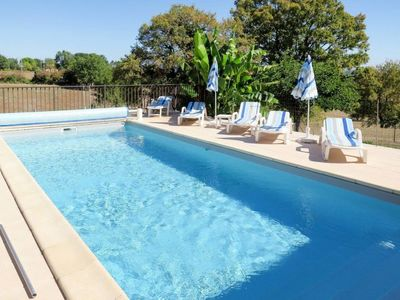 Photo for Vacation home Sarrouil (LBS100) in Loubressac - 5 persons, 3 bedrooms