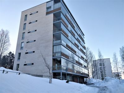Photo for 2BR Apartment Vacation Rental in Joensuu